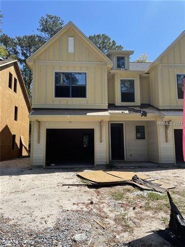 Photo of 8 Pink Sand Lane, Hilton Head Island, SC 29928 (MLS # 409497)