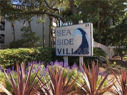 Photo of 23 S Forest Beach #357, Hilton Head Island, SC 29928 (MLS # 415514)