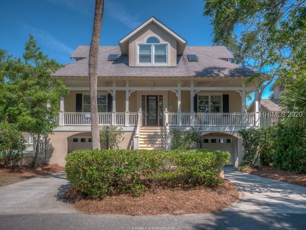 Photo for 72 Dune LANE, Hilton Head Island, SC 29928 (MLS # 386525)