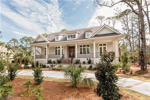 Photo of 3 Painted Bunting ROAD, Hilton Head Island, SC 29928 (MLS # 399531)