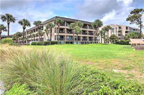 Photo of 23 S Forest Beach #142, Hilton Head Island, SC 29928 (MLS # 414555)