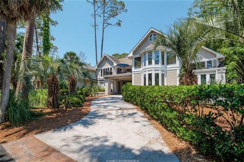 Photo of 5 Brigantine, Hilton Head Island, SC 29928 (MLS # 399568)