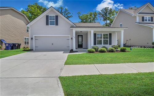 Photo of 3744 Oyster Bluff Drive, Beaufort, SC 29907 (MLS # 414626)
