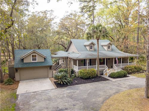 Photo of 58 Rose Hill Drive, Bluffton, SC 29910 (MLS # 401627)