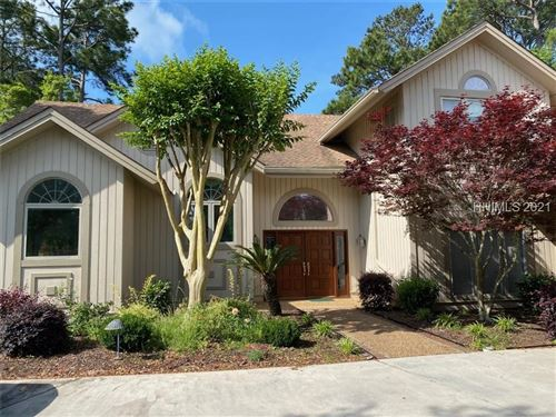 Photo of 12 Wild Laurel Lane, Hilton Head Island, SC 29926 (MLS # 414634)