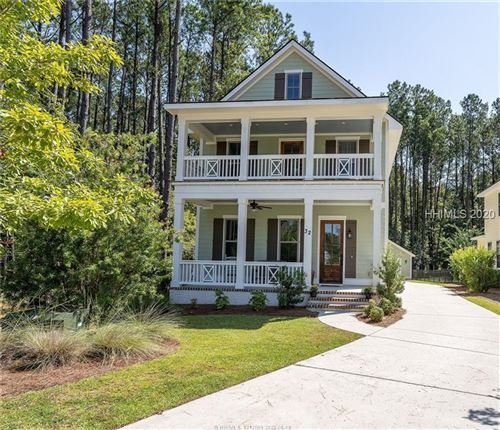 Photo of 32 Blue Trail Court, Bluffton, SC 29910 (MLS # 404668)