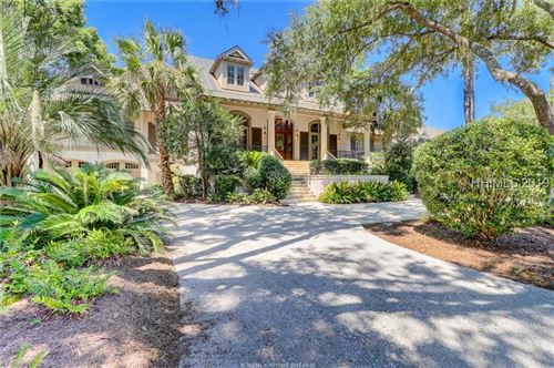 Photo of 39 N Calibogue Cay ROAD, Hilton Head Island, SC 29928 (MLS # 396725)
