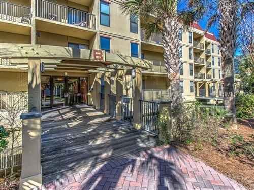 Photo of 34 S Forest Beach Drive #5B, Hilton Head Island, SC 29928 (MLS # 409755)