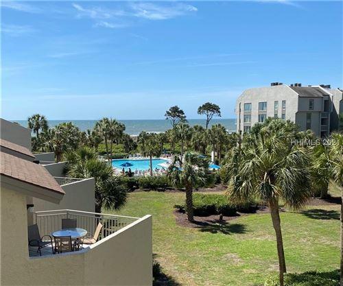 Photo of 21 S Forest Beach Drive #331, Hilton Head Island, SC 29928 (MLS # 414772)