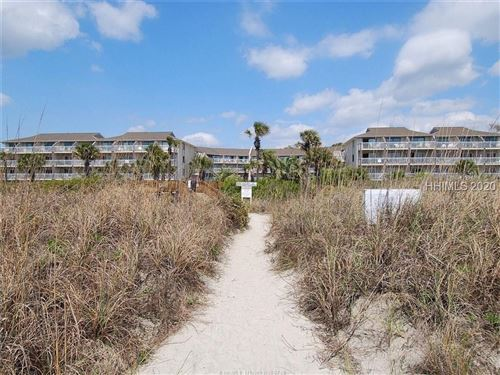 Photo of 4 N Forest Beach Drive, Hilton Head Island, SC 29928 (MLS # 401774)