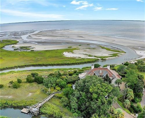Photo of 136 Fort Walker Drive N, Hilton Head Island, SC 29928 (MLS # 399785)