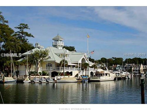 Tiny photo for G-99 Boatslip Windmill Harbour, Hilton Head Island, SC 29926 (MLS # 327803)