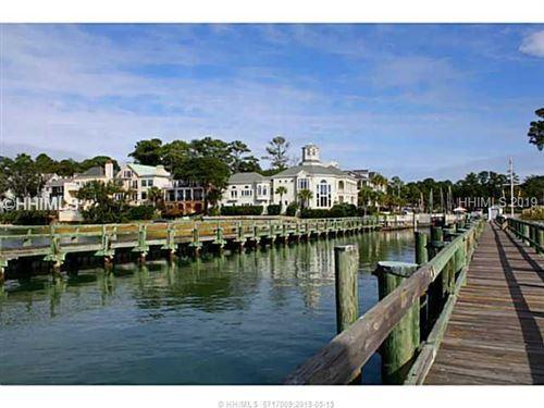 Tiny photo for G-99 Boatslip Windmill Harbour, Hilton Head Island, SC 29926 (MLS # 327803)