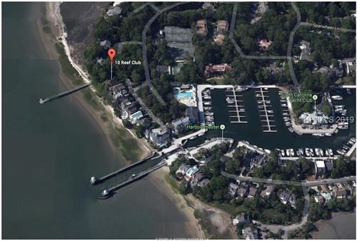 Tiny photo for 10 Reef CLUB, Hilton Head Island, SC 29926 (MLS # 354808)