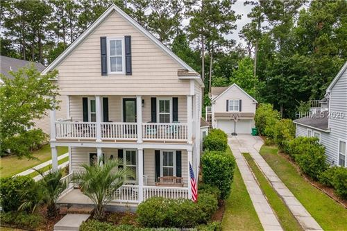 Photo of 15 Woods Bay Road, Bluffton, SC 29910 (MLS # 402833)