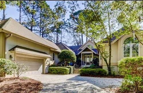 Photo of 16 Combahee Road, Hilton Head Island, SC 29928 (MLS # 407848)