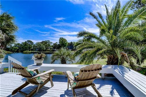 Photo of 61 S Port Royal Drive, Hilton Head Island, SC 29928 (MLS # 402895)