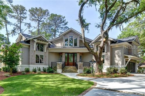 Photo of 8 Bald Eagle ROAD, Hilton Head Island, SC 29928 (MLS # 387901)