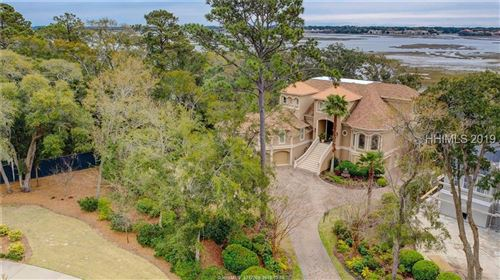Photo of 16 Hummock Place, Hilton Head Island, SC 29926 (MLS # 391901)