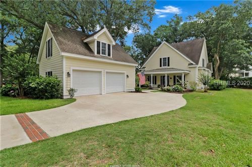 Photo of 7 Mossy Oaks Lane, Hilton Head Island, SC 29926 (MLS # 402903)