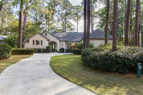 Photo of 10 Chantilly Lane, Hilton Head Island, SC 29926 (MLS # 398918)