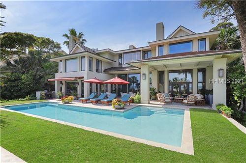 Photo of 33 S Beach Lagoon Drive, Hilton Head Island, SC 29928 (MLS # 414921)