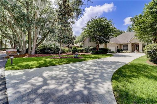 Photo of 52 Old Fort Drive, Hilton Head Island, SC 29926 (MLS # 402929)