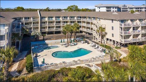 Photo of 4 N Forest Beach Drive #202, Hilton Head Island, SC 29928 (MLS # 415940)