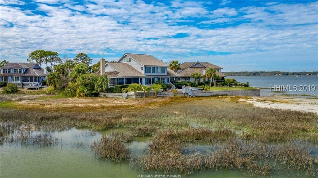 Photo for 46 Lands End ROAD, Hilton Head Island, SC 29928 (MLS # 365943)