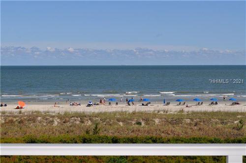 Photo of 21 S Forest Beach Drive #404, Hilton Head Island, SC 29928 (MLS # 417947)