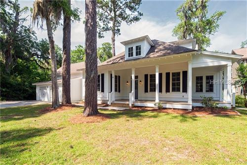 Photo of 63 Tanglewood Drive, Beaufort, SC 29902 (MLS # 402948)