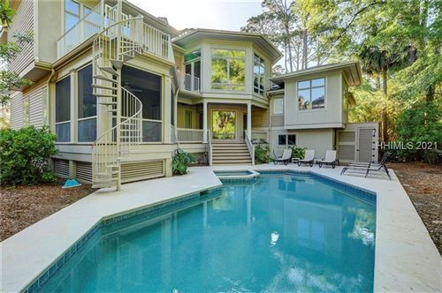 Photo of 7 Piping Plover Road, Hilton Head Island, SC 29928 (MLS # 414950)