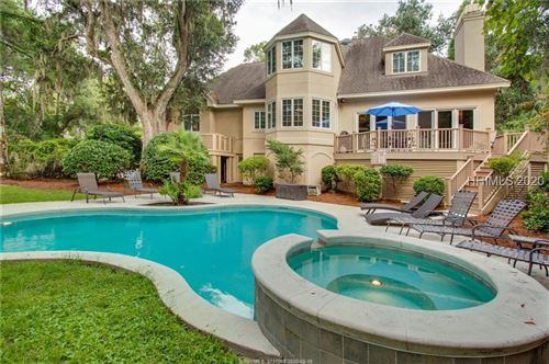 Photo of 9 Hunt Club COURT, Hilton Head Island, SC 29928 (MLS # 395956)