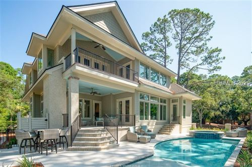 Photo of 10 Green Wing Teal Road, Hilton Head Island, SC 29928 (MLS # 398960)