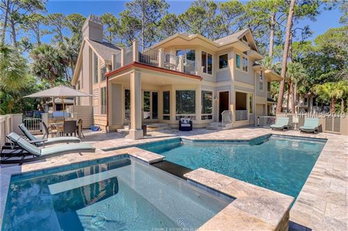 Photo of 10 Laughing Gull ROAD, Hilton Head Island, SC 29928 (MLS # 393967)