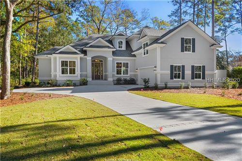 Photo of 11 Pond Drive, Hilton Head Island, SC 29926 (MLS # 398976)