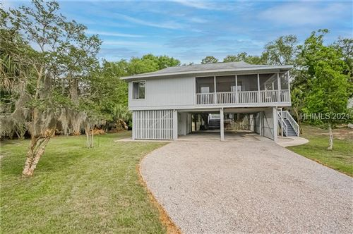 Photo of 17 Fiddlers Point, Fripp Island, SC 29920 (MLS # 414977)