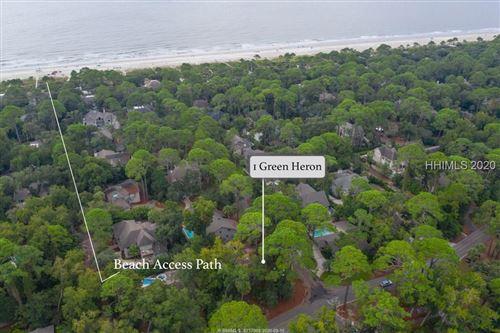 Photo of 1 Green Heron Road, Hilton Head Island, SC 29928 (MLS # 407991)