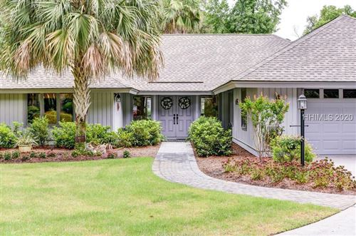 Photo of 31 Barony Lane, Hilton Head Island, SC 29928 (MLS # 398993)