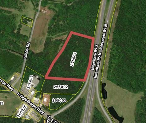 Photo of 16.84 Hwy 84 East, Midway, GA 31320 (MLS # 139601)