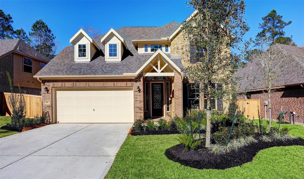 Photo for 119 Brighton Woods Court, Conroe, TX 77318 (MLS # 43915003)
