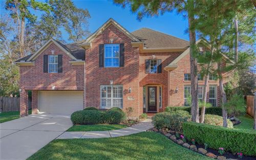Photo of 11 Antique Rose Court, The Woodlands, TX 77382 (MLS # 94306009)