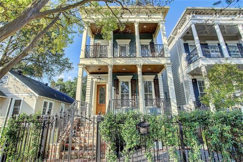 Photo of 613 W 18th Street, Houston, TX 77008 (MLS # 7589010)