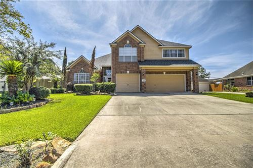Photo of 7206 Wild Violet Drive, Humble, TX 77346 (MLS # 16048011)