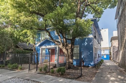Photo of 2511 Whitney Street #B, Houston, TX 77006 (MLS # 57074011)