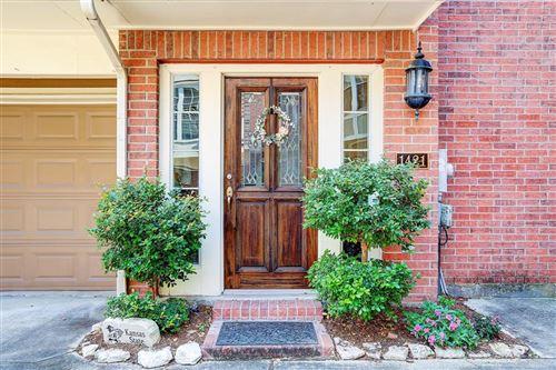 Tiny photo for 1421 Oneil Street, Houston, TX 77019 (MLS # 39206014)