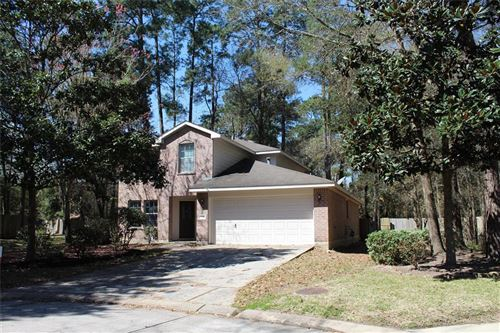Photo of 110 Drifting Shadows Court, The Woodlands, TX 77385 (MLS # 36344015)