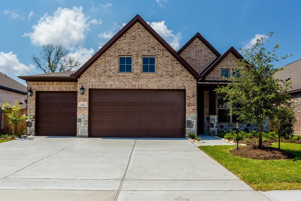 12422 Invery Reach Drive, Humble, TX 77346 - MLS#: 55575015