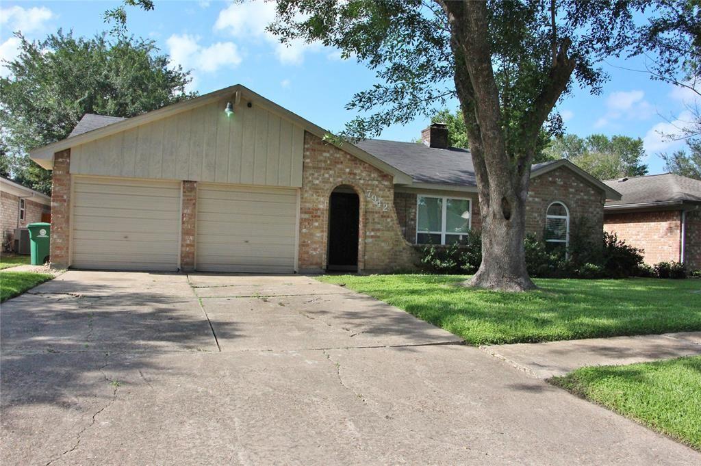 7942 Fawn Terrace Drive, Houston, TX 77071 - #: 69178016