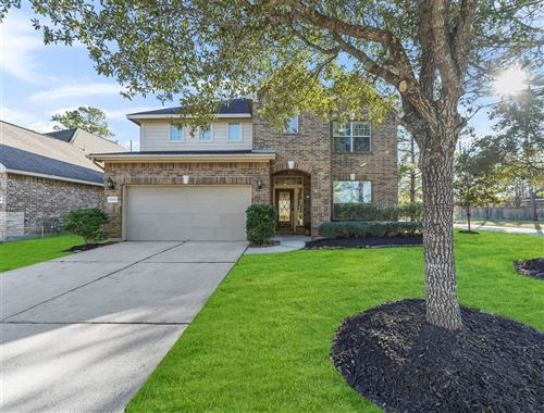 Photo of 12602 Crockett Bend Lane, Humble, TX 77346 (MLS # 74828018)